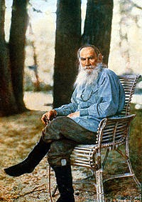 Leo Tolstoy after a life of 'rules'