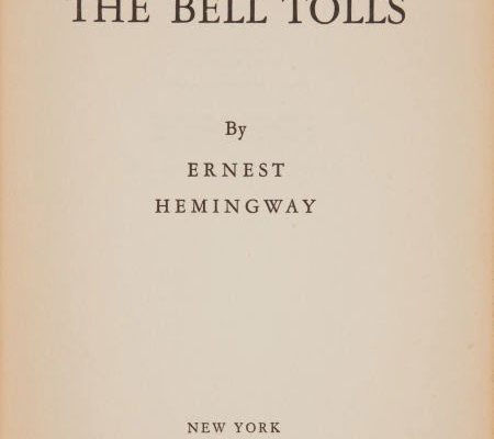 Books I Couldn't Finish: For Whom the Bell Tolls, Tender is the Night & More