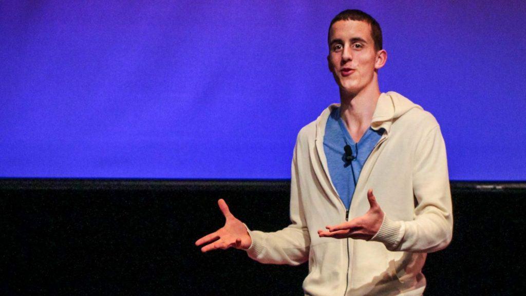 Kevin Breen TED talk on depression