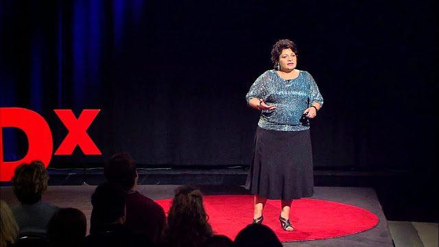Helen Abdali Soosan Fagan TED talk for PTSD