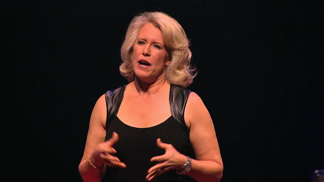 Leslie Morgan Steiner TED talk on abuse