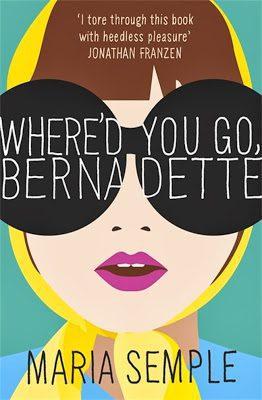 Where'd You Go Bernadette doll
