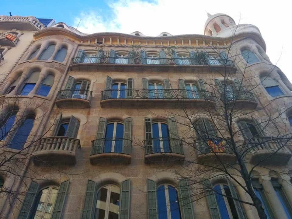 Casa Sayrach, Barcelona