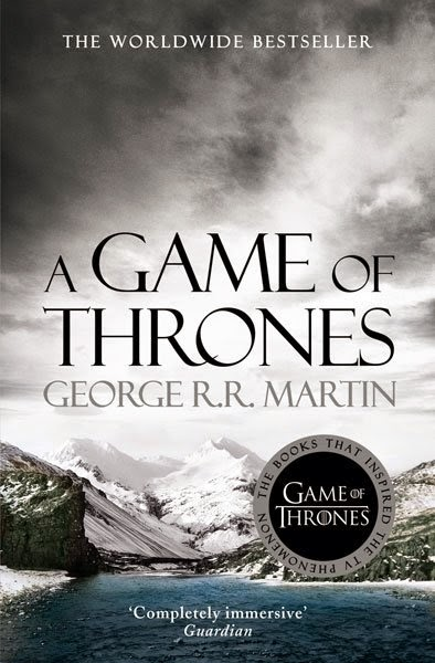 Read Game of Thrones and have more courage