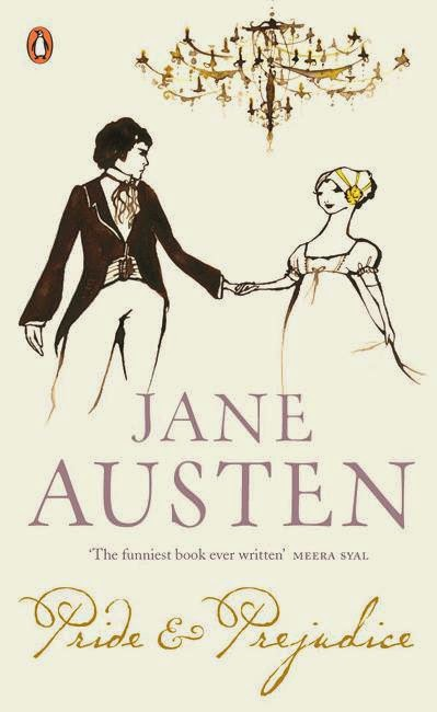 Pride and Prejudice as the ultimate feel-good fiction