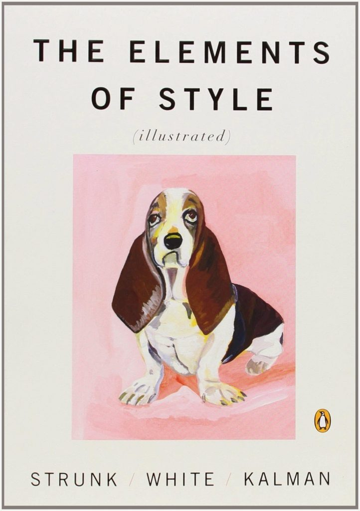 The Elements of Style, illustrated