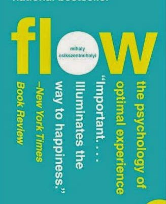 Mihaly Csikszentmihalyi's Idea of 'Flow' & How We Can Create it by Reading Great Fiction