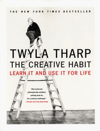 The Creative Habit as a must-have book