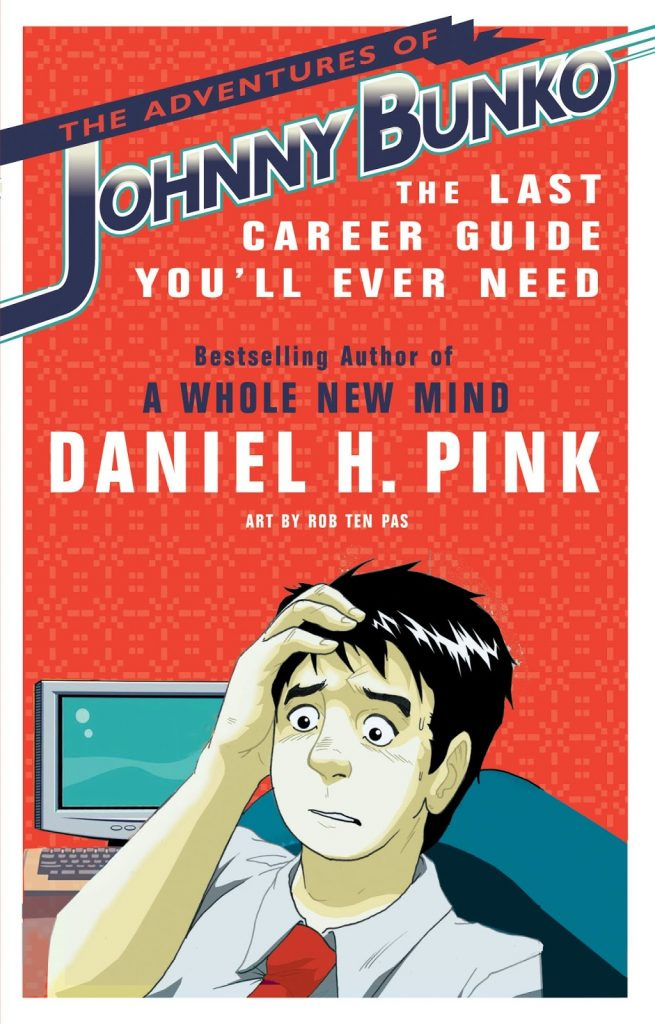 Daniel H. Pink study and career advice book