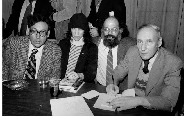 "Allen Ginsberg on never working again (and living a ""literary and quiet city-hermit existence"" instead)"