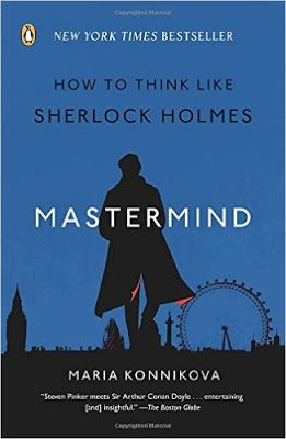 """A hunter knows when to quiet his mind"": Sherlock Holmes, Maria Konnikova, and a defence of solitude"