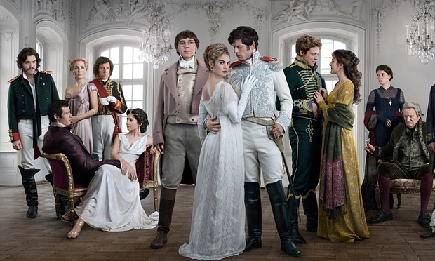 Not always accurate, but rich and engaging nonetheless: The BBC adaptation of War and Peace by Leo Tolstoy