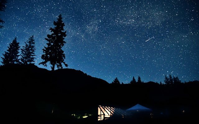 Stargazing as therapy: reminders to look up at the night sky from Tim Ferriss, BJ Miller, Ed Cooke